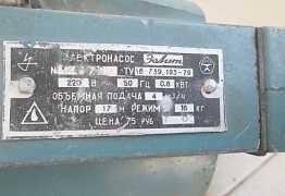 """Насос водяной бытовой """"эолит"""" нбц-08А"""