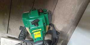 Бензиновый триммер weed eater BC 2400