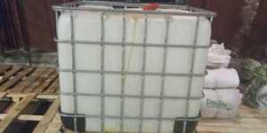 Емкость куб