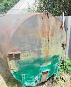 Бочка для хранения зерна воды сыпучих материалов