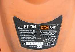 Электрокультиватор прораб