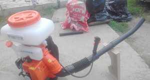 Мотоопрыскиватель, ранцевая воздуходувка
