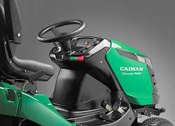 Газонокосилочная машина с сиденьем Comodo 4WD