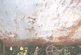 Бак (ёмкость) объёмом 4.8 куб. м. под гсм и воду