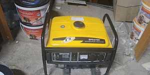 Бензиновый генератор Praktika SPG2700