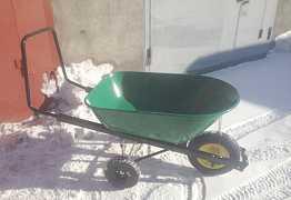 Тачка GardenBoy садовая, строительная 100л/180кг