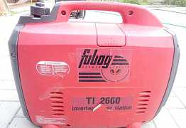 Бензогенератор Fubag TI2600