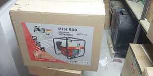 Мотопомпа fubag(двигатель-Хонда) 600 л./мин