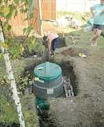Септик, загородная канализация