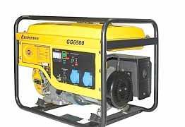 Генератор бензиновый champion GG6500(арт: GG6500)