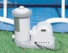 Фильтр-насос с катриджами 5678 литров в час