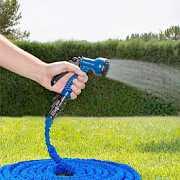 Шланг водяной Xhose15 - 60 метров + Насадка