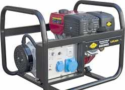 Генератор бензиновый DDE GG5500Z 5,0/5,5кВт