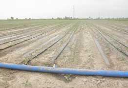 Армированный сельхоз шланг Lay Flat (Лайфлет )