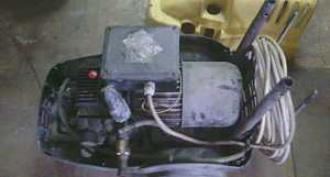 Мойка вд бу Lavorpro 380В