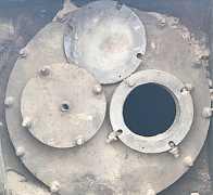 Резервуар из под топлива 4куб