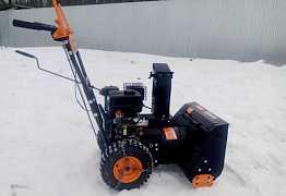 Снегоуборщик бензиновый новый