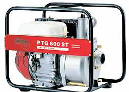 Мотопомпа для загрязненной воды fubag PTH 600