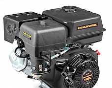 Двигатель бензиновый carver 188FL 13л.с