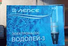 """Электронасос """"Водолей-3"""" (2013г.)"""