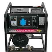 Генератор бензиновый DDE GG2000 1,5/1,8 кВт