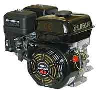 Двигатель Лифан 168F 6.5 л. с