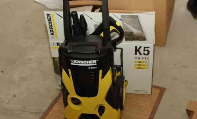 Минимойка karcher K 5 Basic новая с гарантией