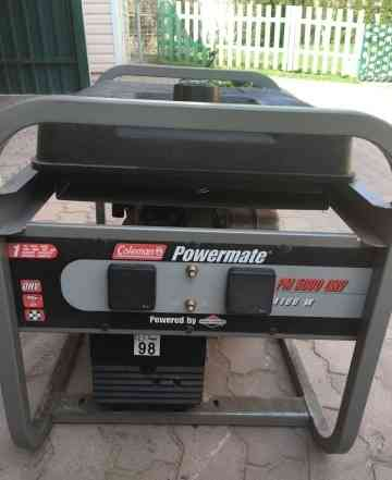 Продам бензо электростанцию Coleman powermate