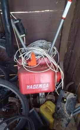 Культиватор Надежда, электрический, кабель 50 м, б