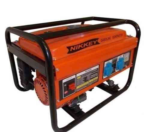 Генератор бензиновый Nikkey PG-3000