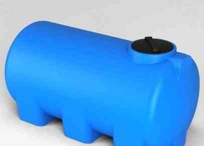 Пластиковый бак для воды 1000 л