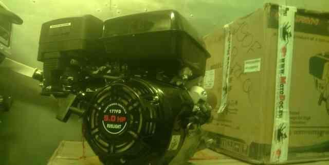 Двигатель Лифан 177FD (9 л. с.)