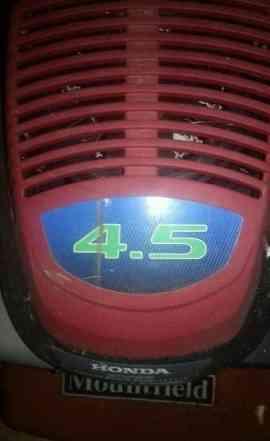 Газонокосилка бензиновая хонда hrx537 vkea