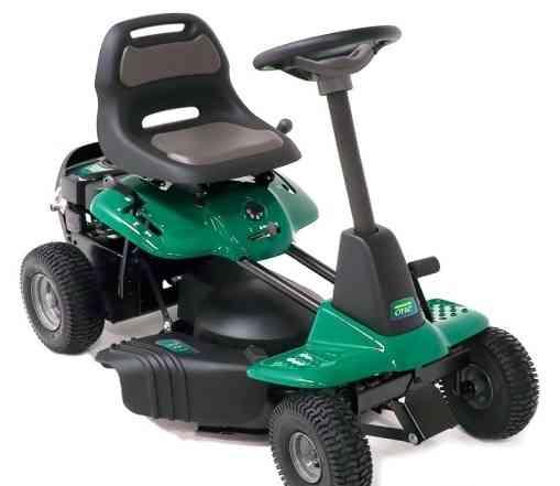 Садовый трактор-газонокосилка weedeater WE261
