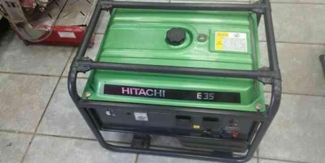 Бензогенератор Hitachi e35