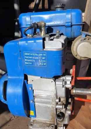 Двигатель дм-1К б/у