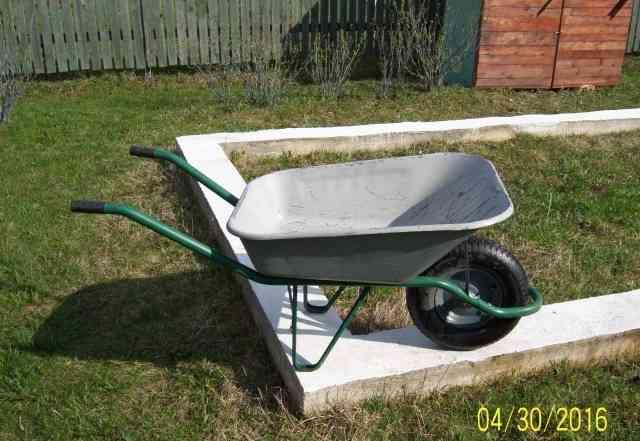 Тачка (телега) садовая
