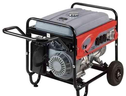 Генератор электрического тока Einhell STE 5500