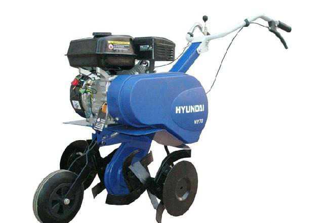 Бензиновый культиватор Хэндай T 800