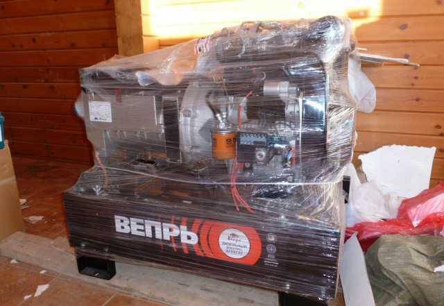 Дизельный генератор адп 12.0-230 вл-бс Вепрь
