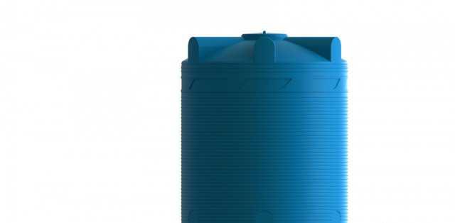 Пластиковая бочка / Емкость V 9000