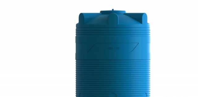 Пластиковая бочка на 1000 литров