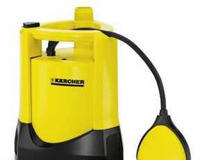 Насос для чистой воды Karcher (Керхер) SCP 9000