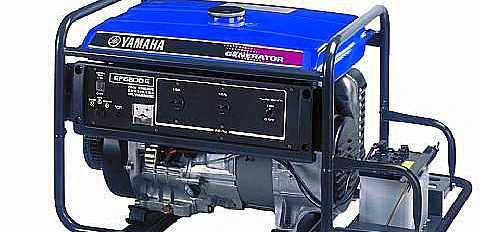 Бензиновый генератор Ямаха EF6600E