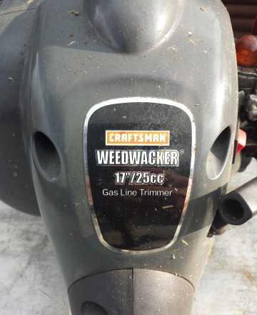Крафтсман weedwacker 17 25CC