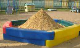 Песочницы и сухие бассейны (для шариков)