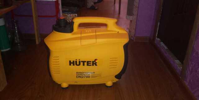 Генератор инверторный huter DN 2700