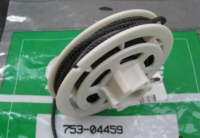 Бензокосы MTD 790/750 стартер