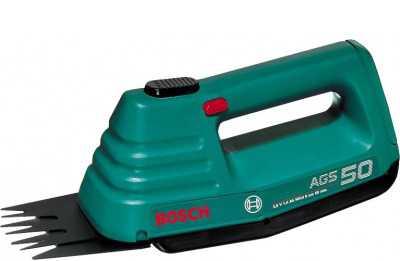 Аккумуляторные ножницы для травы Bosch AGS 50