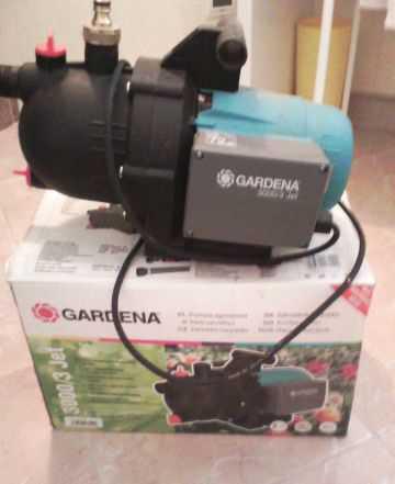 Насос Gardena 3000/3 Jet